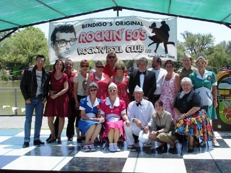 2007 Aust Day Team